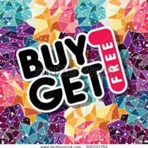 ***Buy one pair of shoes – get one free***